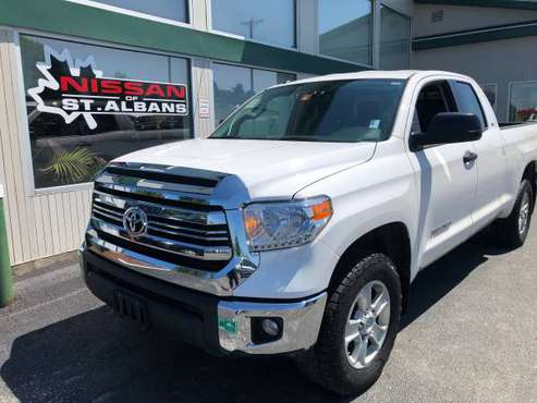 ********2017 TOYOTA TUNDRA SR5********NISSAN OF ST. ALBANS for sale in St. Albans, VT