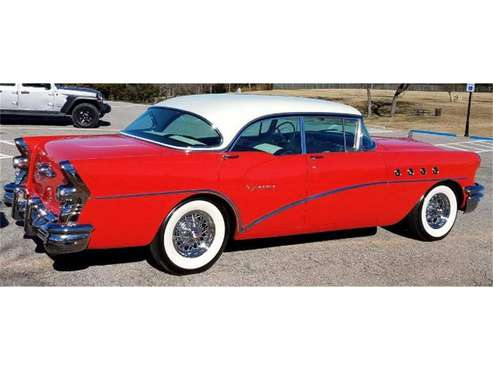 1955 Buick Century for sale in Cadillac, MI