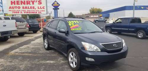 2007 Lexus RX 350 GREAT CONDITION for sale in Reno, NV
