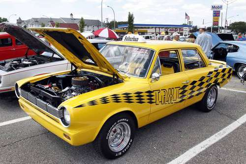 Hot Rod Taxi, 1965 AMC Rambler for sale in Chesterfield, MI