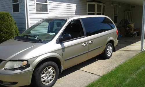 2003 Dodge Grand Caravan for sale in Olmsted Twp., OH