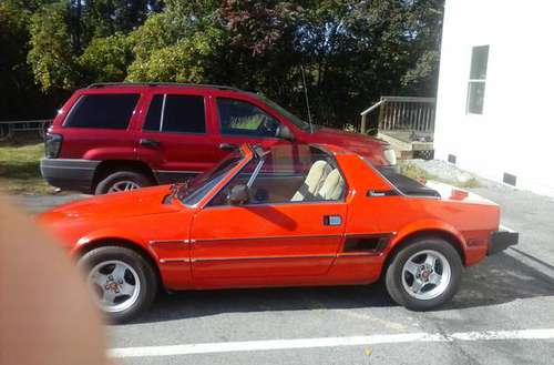 1980 Fiat X1/9 for sale in Milesburg, PA