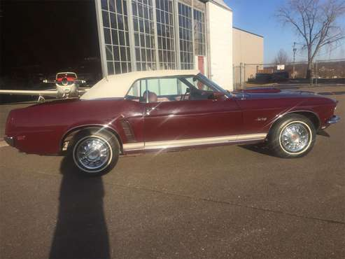 1969 Ford Mustang GT for sale in Annandale, MN
