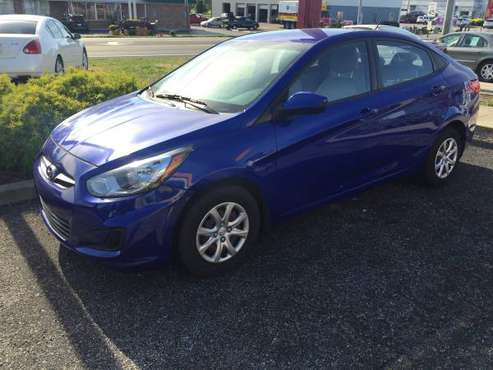 2012 Hyundai Accent GLS for sale in BUCYRUS, OH