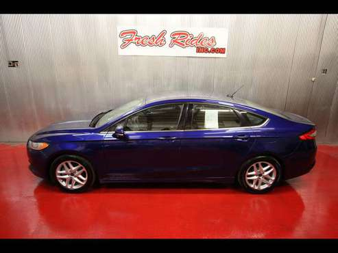 2015 Ford FUSION SE Sedan 4dr - GET APPROVED!! for sale in Evans, CO