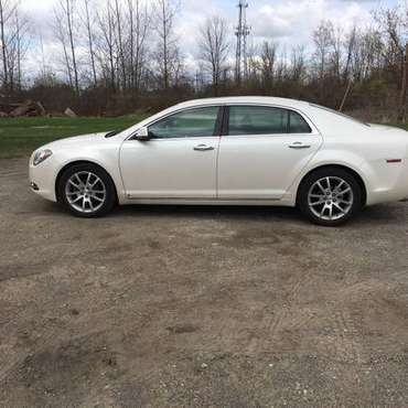 2010 CHEVROLET MALIBU LTZ for sale in saginaw, MI