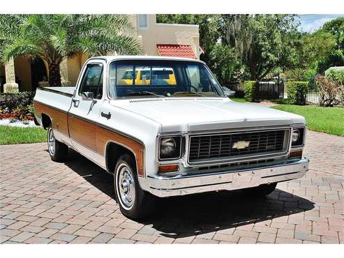 1974 Chevrolet Cheyenne for sale in Lakeland, FL