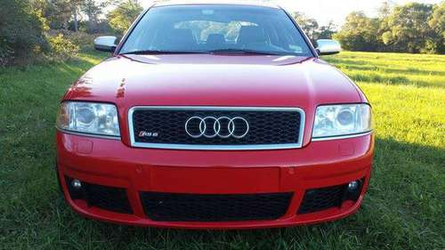 2003 Audi RS 6 4 Dr quattro Turbo AWD Sedan for sale in Chicago, IL