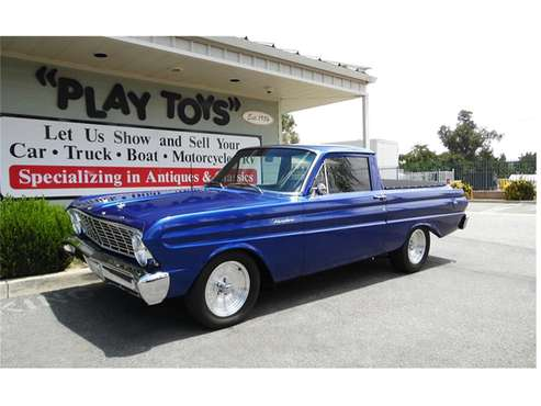 1964 Ford Ranchero for sale in Redlands, CA