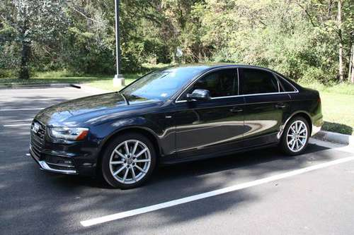 ***PRICE DROP*** 2014 Audi A4 AWD Quattro Premium Plus S Line - cars... for sale in Flemington, NJ