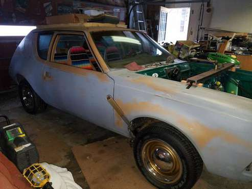 1974 AMC Gremlin Project for sale in Transfer, PA