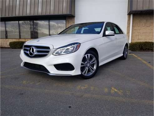 2014 Mercedes-Benz E-Class for sale in Wallingford, CT