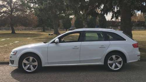 2014 Audi ,,😎A4 AllWheel Prestige AWSOME 😱 - cars & trucks - by... for sale in Denver , CO
