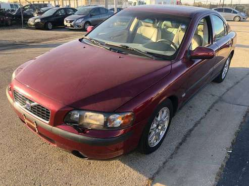 2003 Volvo S60 low miles for sale in Piper City, IL