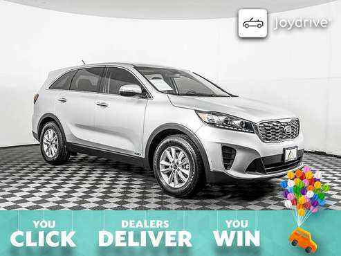 2019-Kia-Sorento-LX V6-All Wheel Drive for sale in PUYALLUP, WA