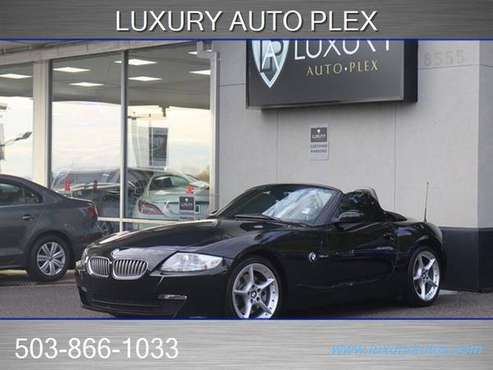 2007 BMW Z4 3.0si Convertible for sale in Portland, OR