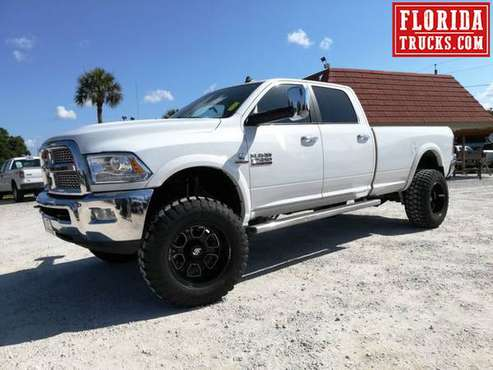 2015 Ram Lifted Cummins - Anything On Trade Call Us for sale in Deland, FL
