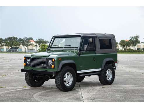 1995 Land Rover Defender for sale in Delray Beach, FL