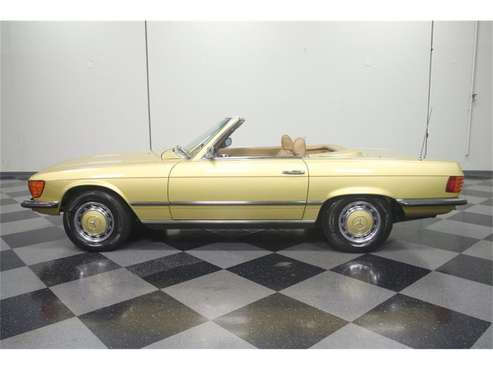 1975 Mercedes-Benz 450SL for sale in Lithia Springs, GA