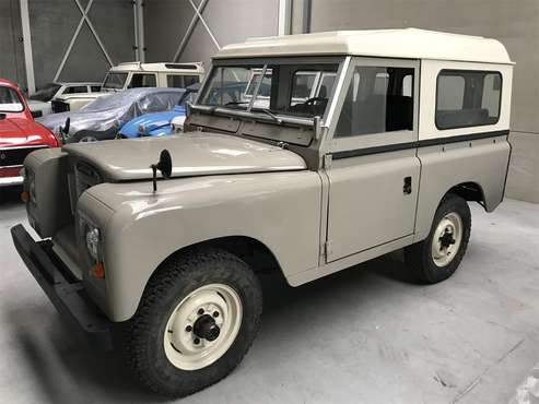 1980 Land Rover Series IIA for sale in Calle Walter Scott 10, Malaga