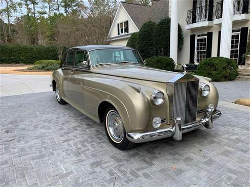 1961 Rolls-Royce Silver Cloud II for sale in Marietta, GA