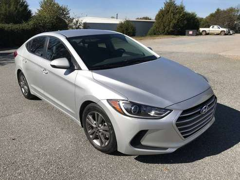 2018 Hyundai Elantra SEL- 29k miles! - cars & trucks - by owner -... for sale in Concord, NC