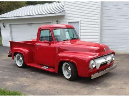 1954 Ford F100 for sale in North Branch , MI