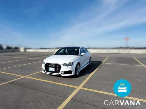 2017 Audi A3 Premium Plus Sedan 4D sedan White - FINANCE ONLINE -... for sale in Sausalito, CA