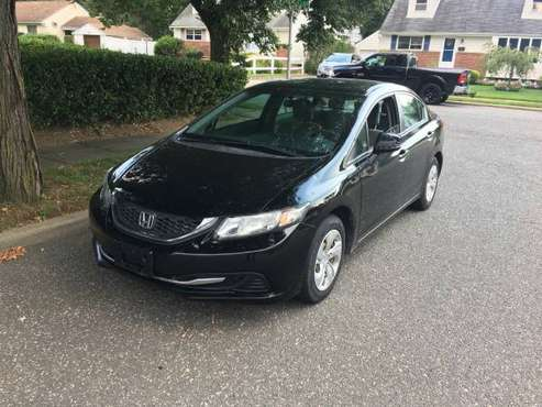 2013 Honda Civic Lx 69,000 miles for sale in Franklin Square, NY