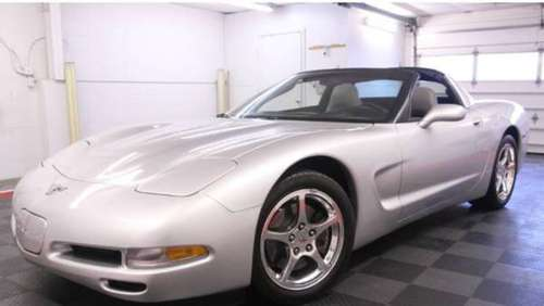 2003 c5 corvette 50th annerversity for sale in Doylestown, OH