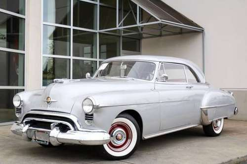 1950 OLDSMOBILE 88 HOLIDAY COUPE for sale in Bellevue, WA