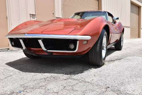 1968 corvette- willing to trade for sale in Fort Myers, FL