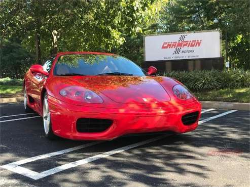 2001 Ferrari 360 for sale in Syosset, NY