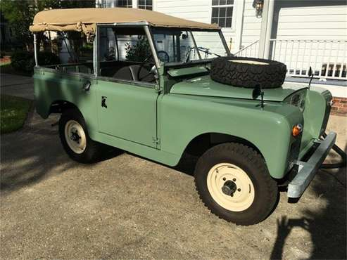 1964 Land Rover Series IIA for sale in New Orleans, LA