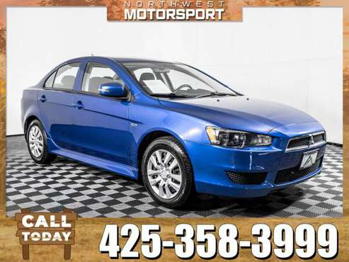 *SPECIAL FINANCING* 2015 *Mitsubishi Lancer* ES FWD for sale in Lynnwood, WA