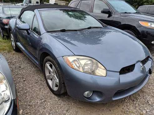 2008 MITSUBISHI ECLIPSE CONVERTIBLE - MECHANIC SPECIAL for sale in catoosa, ok 74015, OK