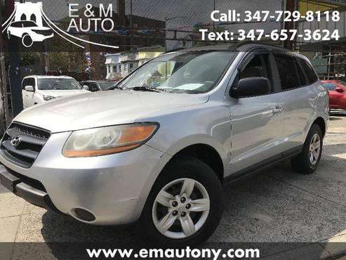 2009 Hyundai Santa Fe GLS AWD LOWEST PRICES AROUND! for sale in Brooklyn, NY