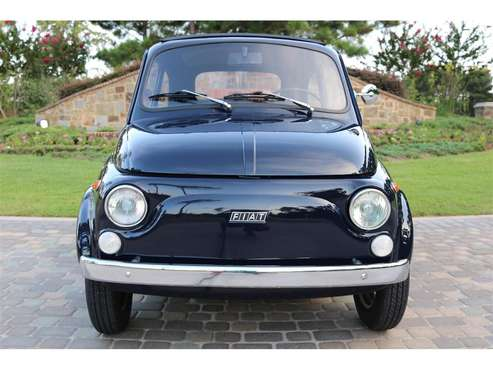 1972 Fiat 500L for sale in Conroe, TX