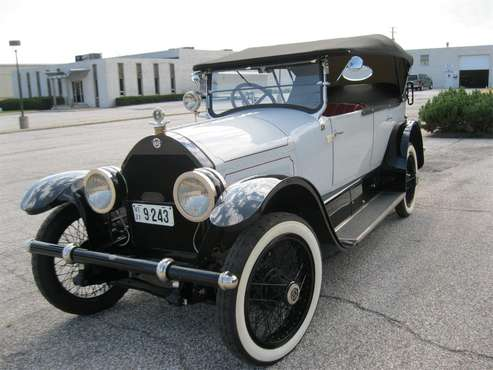 1921 Stutz Series K 6-7 Passenger Tourer for sale in Bedford Heights, OH