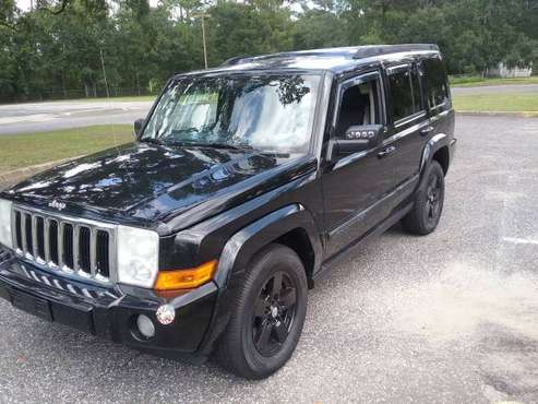 2008 jeep commander sport 4x4 for sale in Dothan, AL