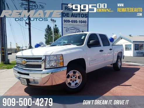 2013 Chevrolet Silverado 1500 LT - Prices Reduced up to 35% on select for sale in Fontana, CA