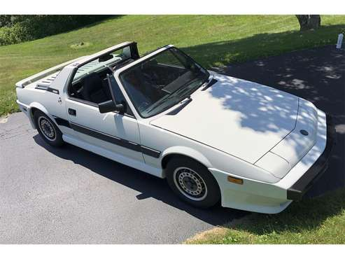 1987 Bertone X1/9 for sale in Valhalla, NY