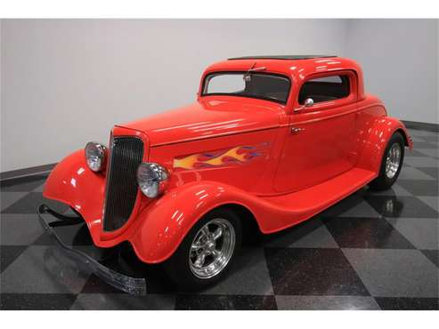 1934 Ford 3-Window Coupe for sale in Mesa, AZ