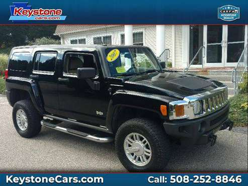 2007 HUMMER H3 Adventure - EASY FINANCING FOR ALL SITUATIONS! for sale in Holliston, MA