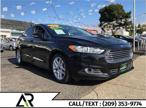 2015 Ford Fusion SE Sedan 4D Biggest Sale Starts Now for sale in Merced, CA