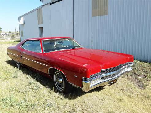 1969 Mercury Marauder for sale in Amarillo, TX