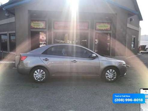 2011 Kia Forte EX 4dr Sedan 6A for sale in Garden City, ID
