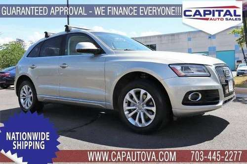 2017 Audi Q5 2.0T Premium - cars & trucks - by dealer - vehicle... for sale in CHANTILLY, District Of Columbia