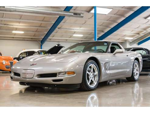 2002 Chevrolet Corvette for sale in Salem, OH