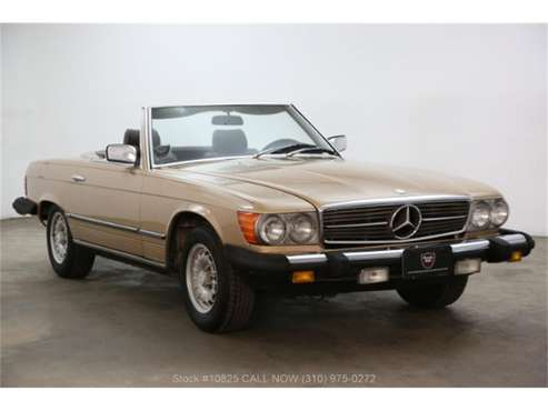 1982 Mercedes-Benz 380SL for sale in Beverly Hills, CA